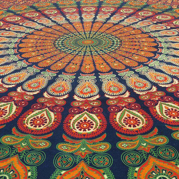 Imagen producto Mandalas multiusos de la india 2