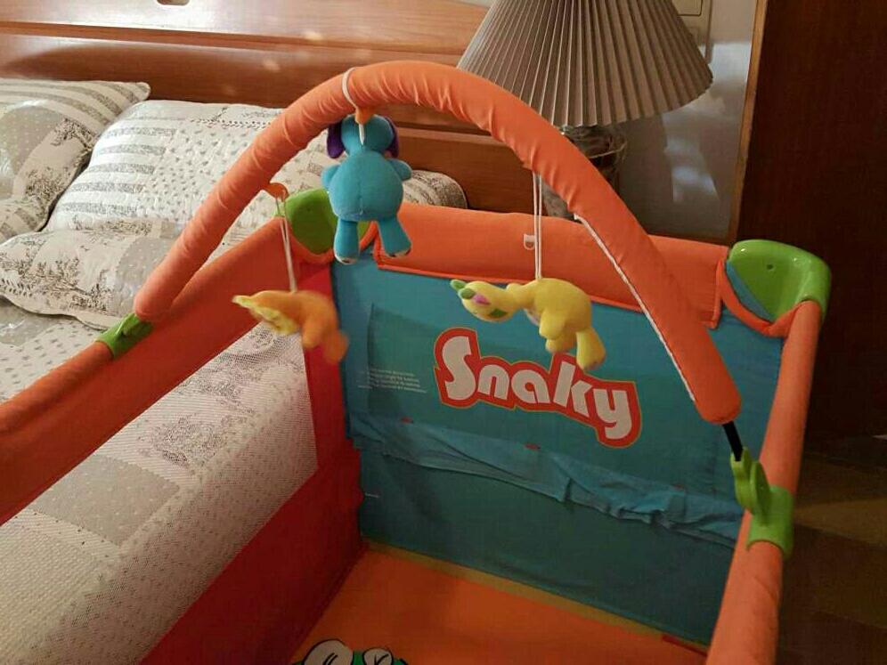 Imagen producto Cuna de viaje  bebé  1