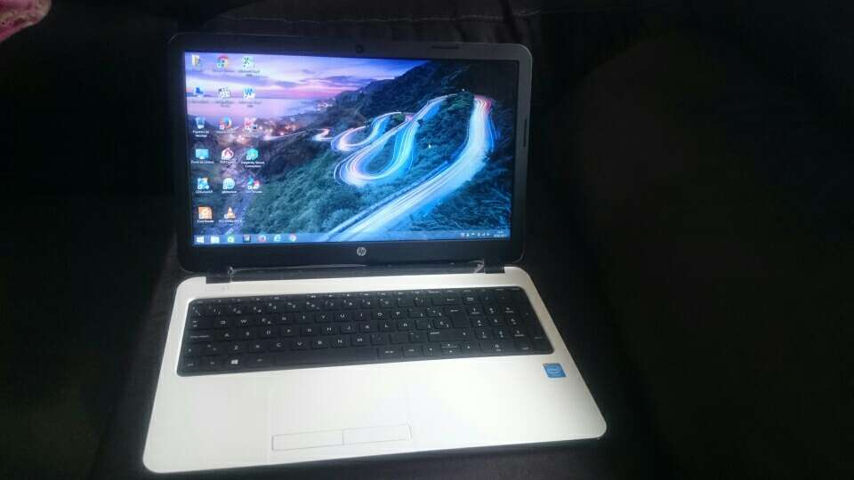 Imagen producto Portátil HP notebook 2