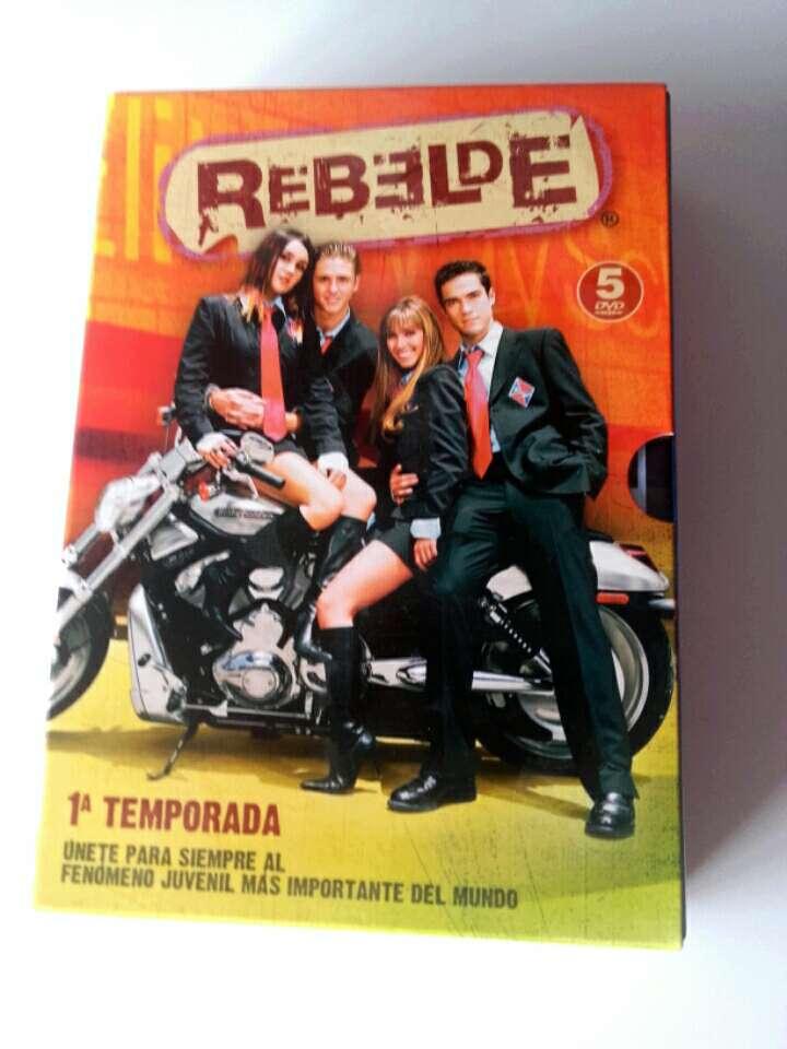 Imagen Primera temporada Rebelde