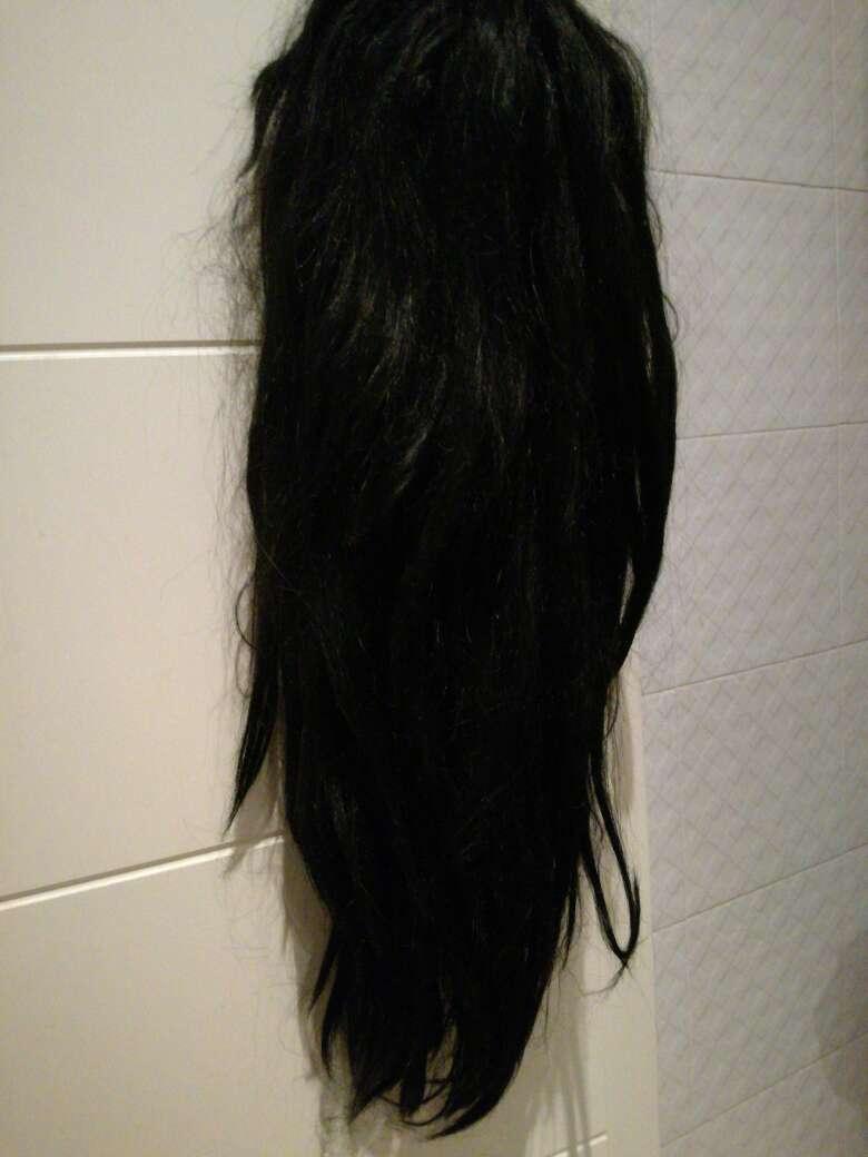 Imagen producto Peluca negra 3