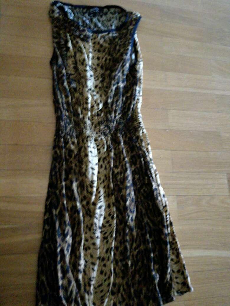 Imagen vestido leopardo