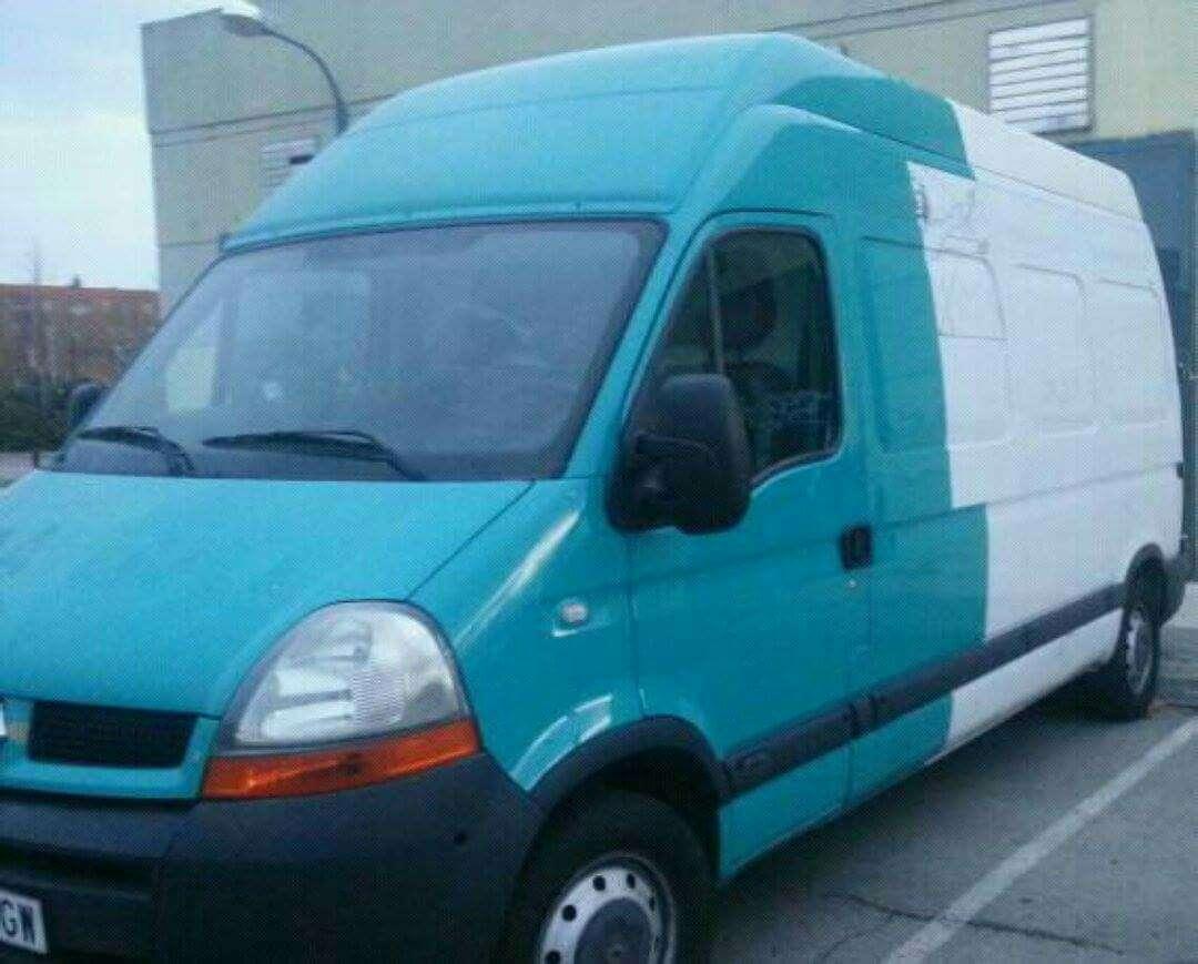 Imagen Alquiler de furgonetas con conductor