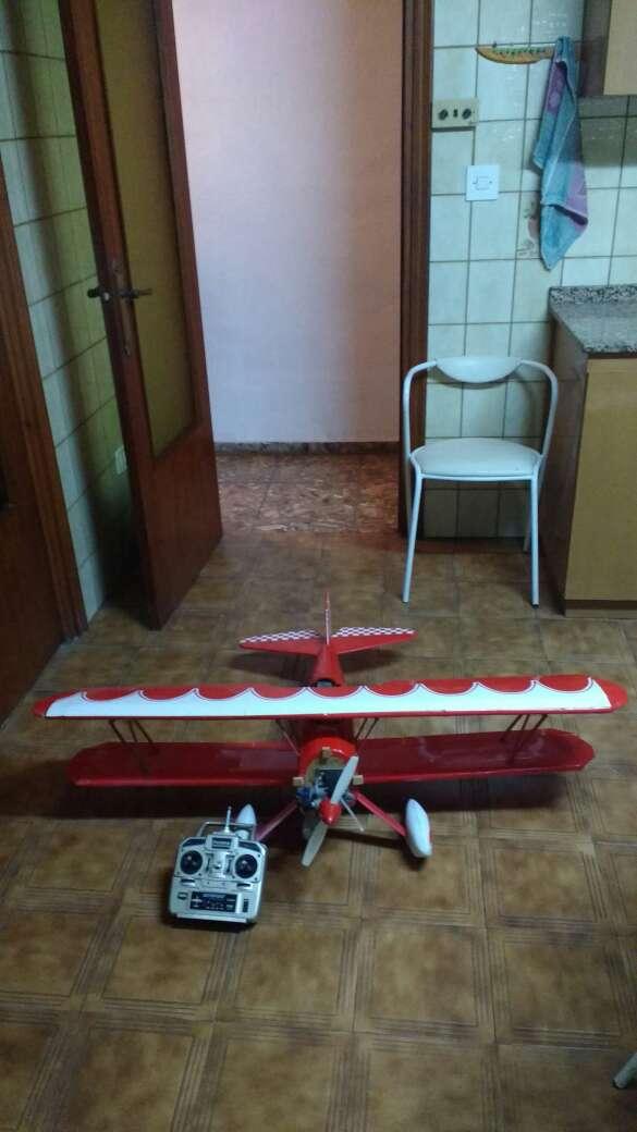 Imagen producto Avion radio control de gasolina 3