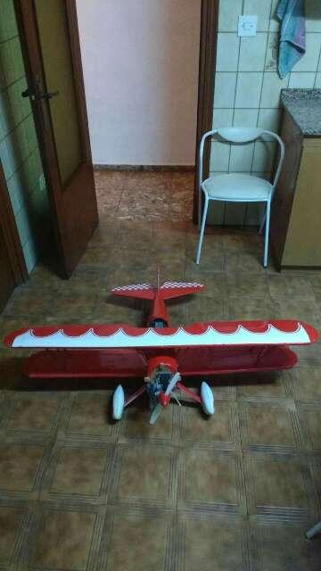 Imagen producto Avion radio control de gasolina 2