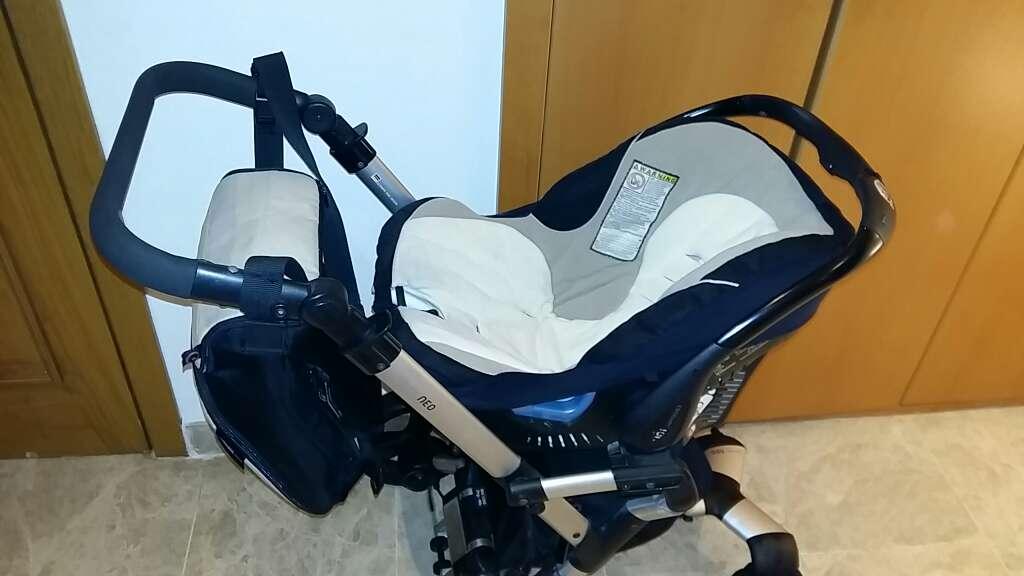 Imagen producto Carrito bebé concord neo 3 piezas 2