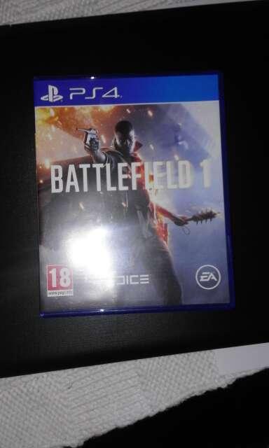 Imagen cambio battlefield 1 PS4