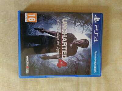 Imagen cambio uncharted 4 PS4