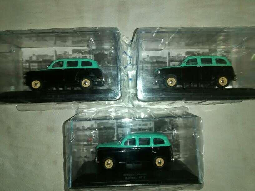 Imagen se vende 3 coche taxis clásicos de colección