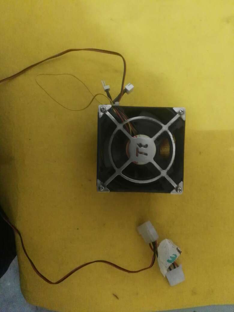 Imagen aireador de placa  base tt