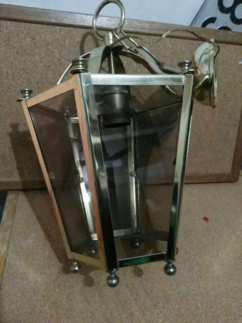 Imagen lámpara vintage