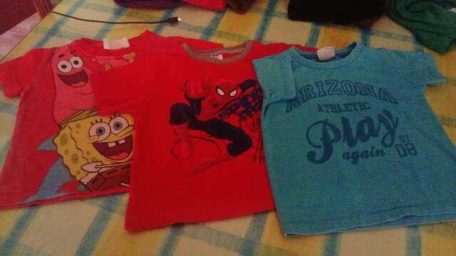 Imagen producto Camisetas niño 2