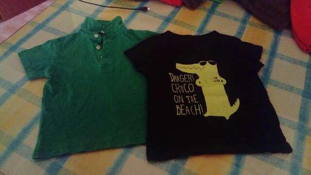 Imagen producto Camisetas niño 3