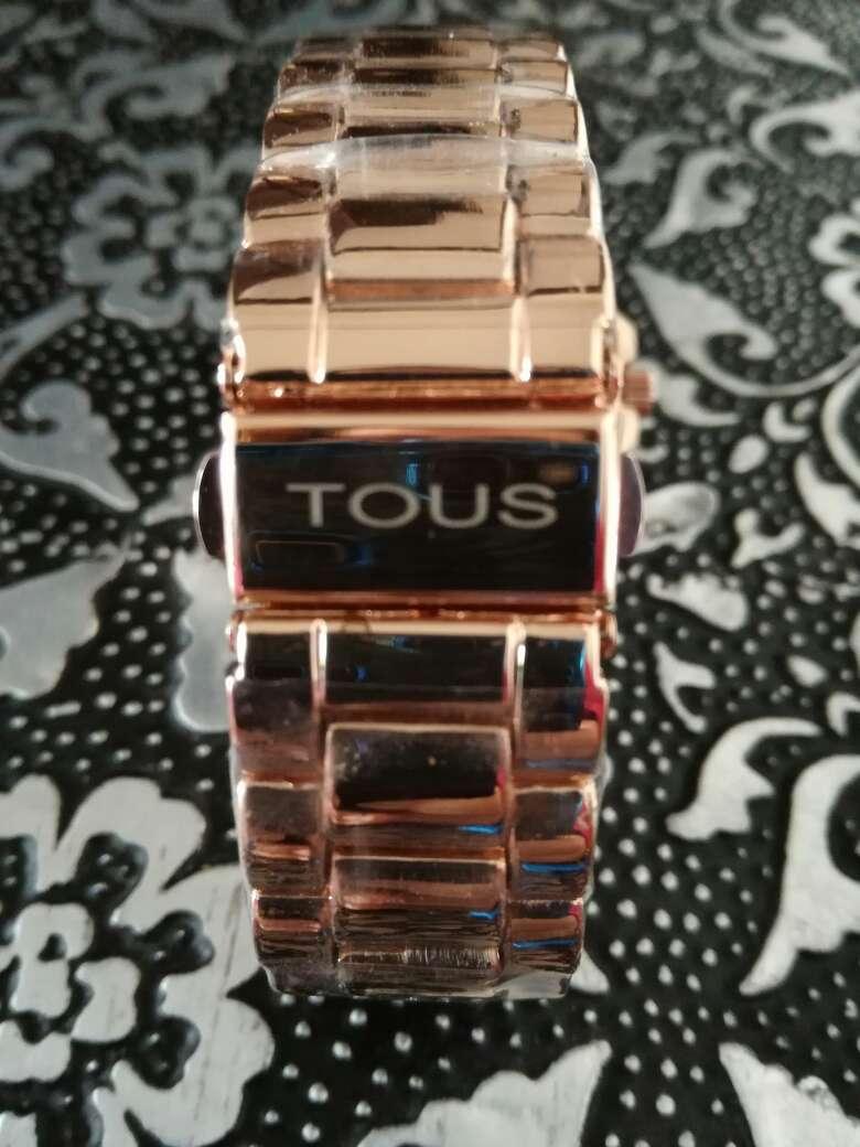 Imagen producto Reloj Tous color oro rosa 2