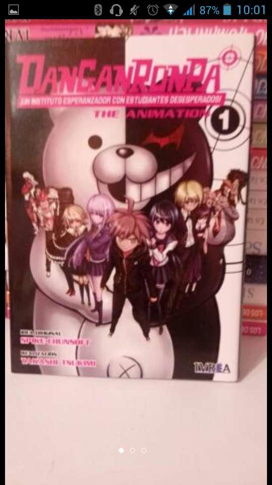 Imagen Libro/Manga Danganrompa