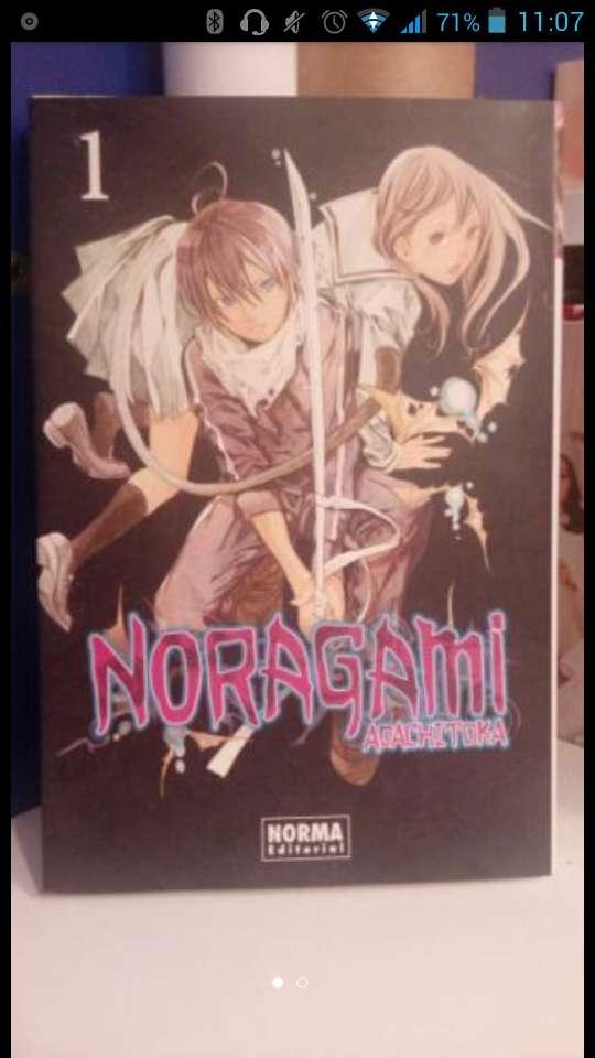 Imagen Libro/Manga Noragami