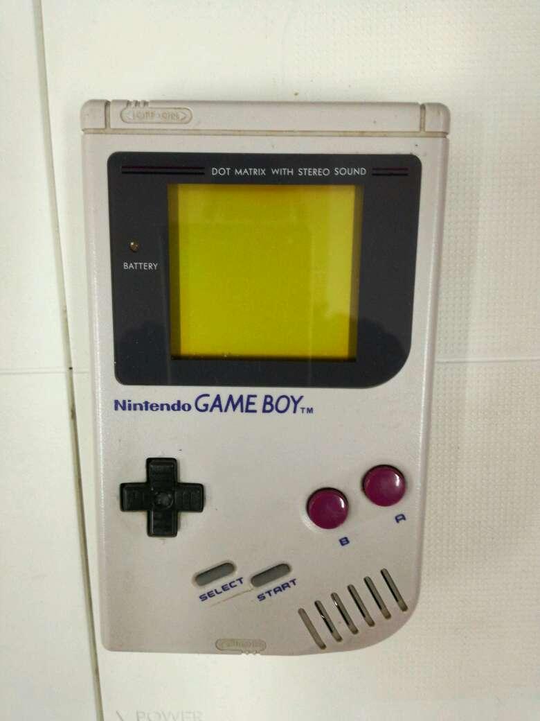 Imagen producto Game boy clásica 1
