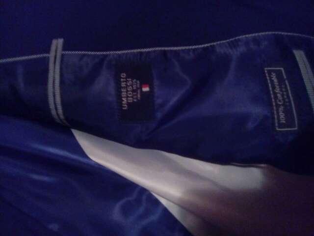 Imagen producto Se vende juego de pantalón y chaqueta nuevo azul oscuro 3