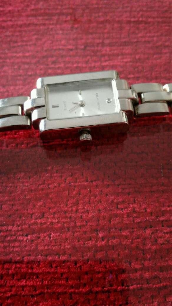 Imagen producto Reloj de acero Quirúrgico medida pequeña entre 17 y 18 cm 3