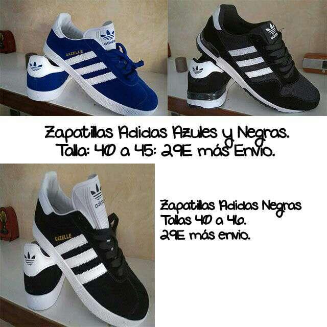 Imagen Zapatillas Adidas.