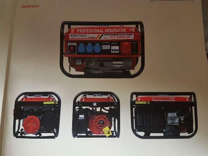 Imagen producto Generador eléctrico 2