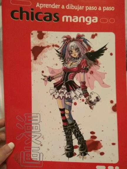 Imagen Libro cómo aprender a dibujar chicas manga
