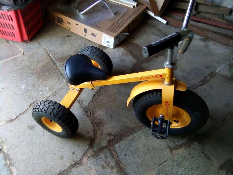 Imagen triciclo niño