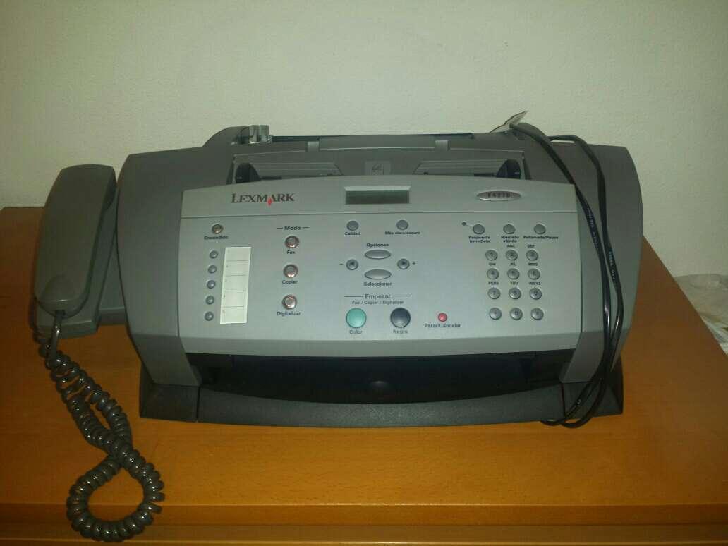 Imagen producto Teléfono, fax, copiadora 1
