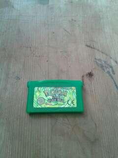 Imagen pokemon verde hoja