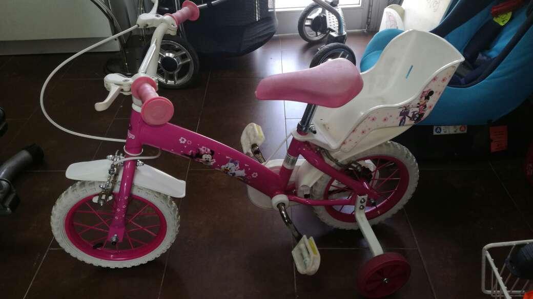 Imagen bicicleta infantil para 3 años