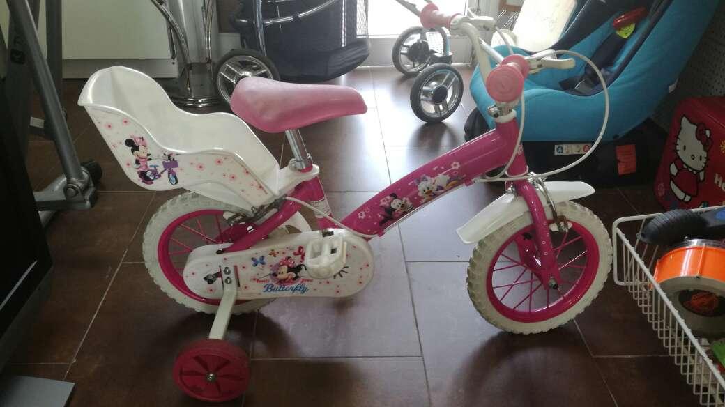 Imagen producto Bicicleta infantil para 3 años 3