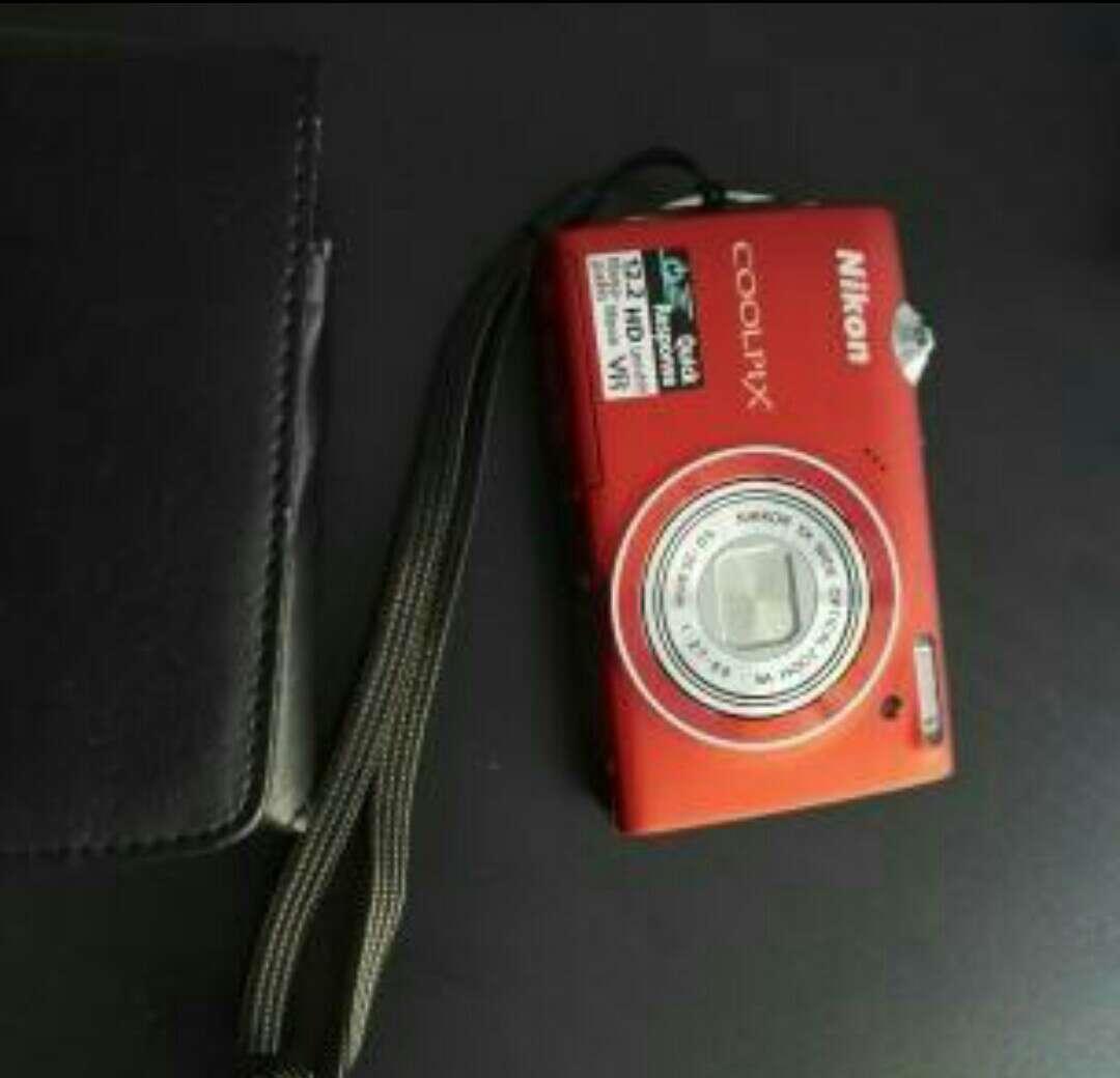 Imagen cámara de fotos compacta