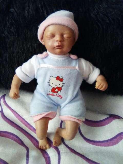 Imagen bebe reborn 20 cm