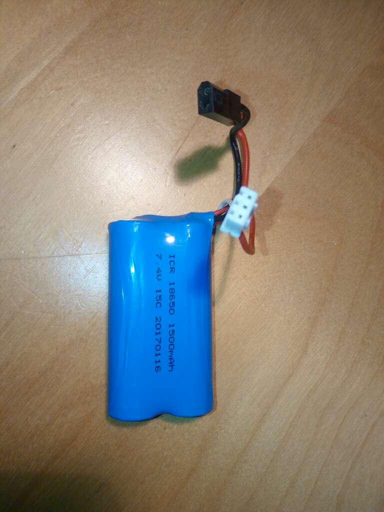 Imagen New 7.4V 1000mAh Battery for RC
