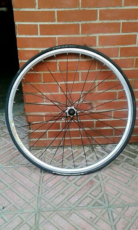 Imagen producto 2 Ruedas de bicicleta de carretera 3