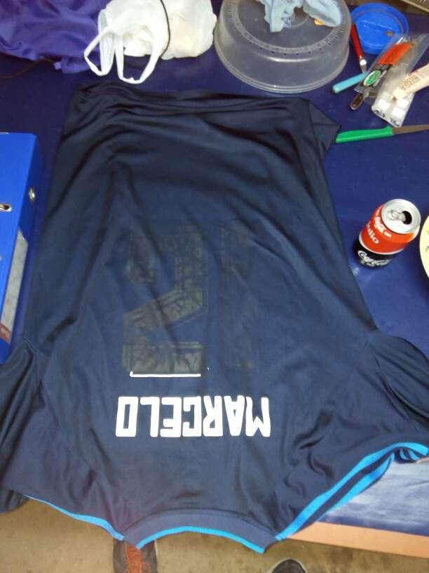 Imagen producto Camiseta del madrid 2