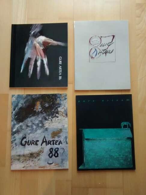 Imagen revistas gure artea premios arte