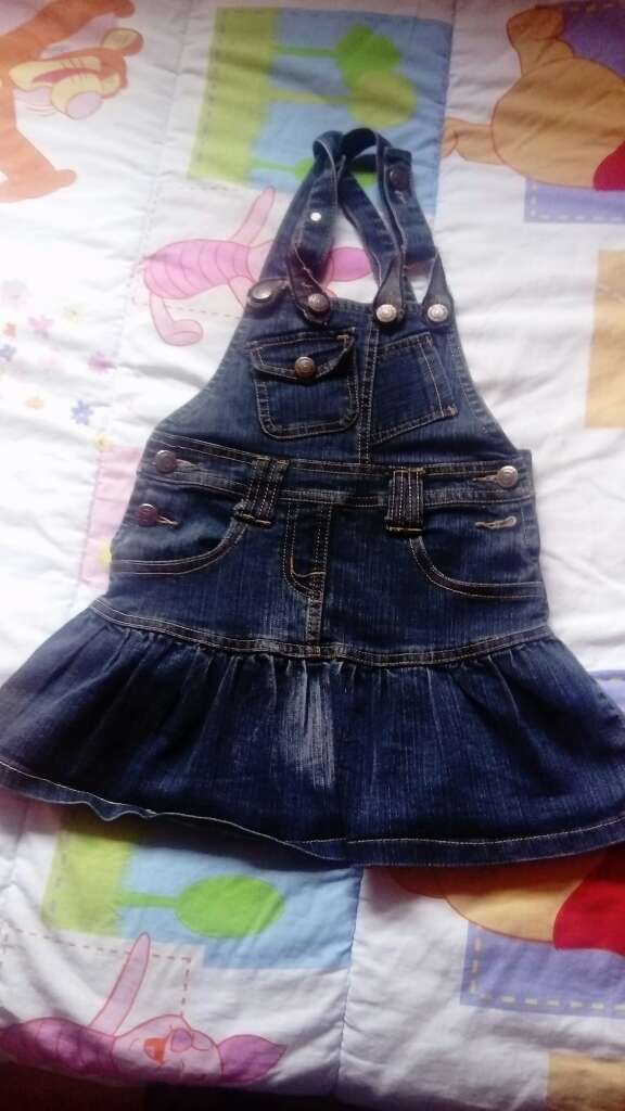 Imagen producto Vestido vakero 1