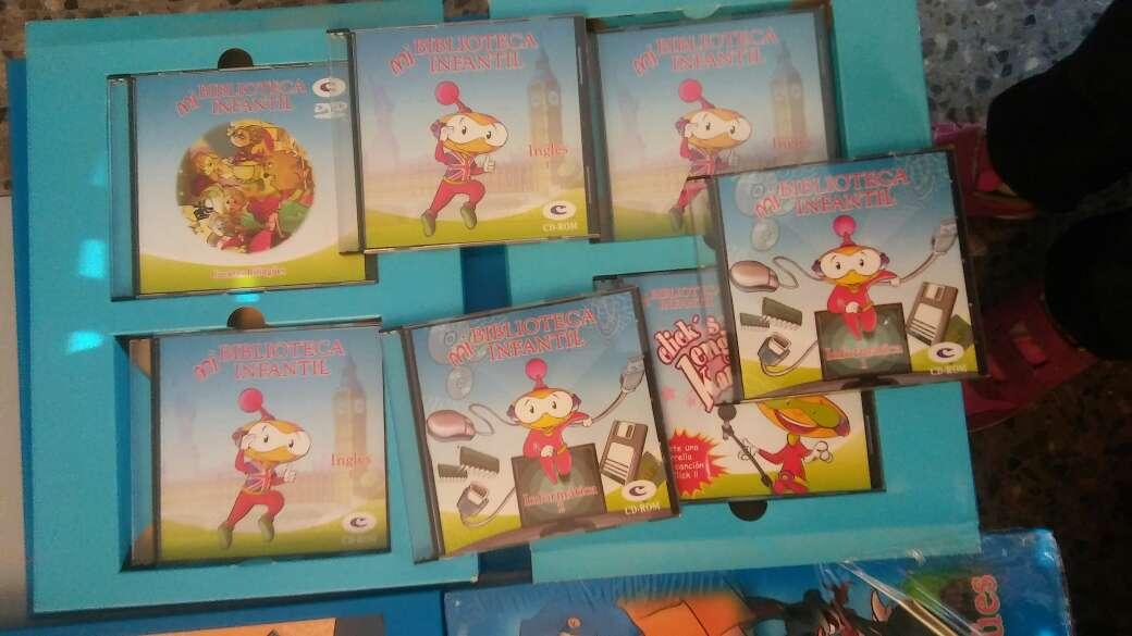 Imagen producto Libros infantiles de bilingues y Cds  2
