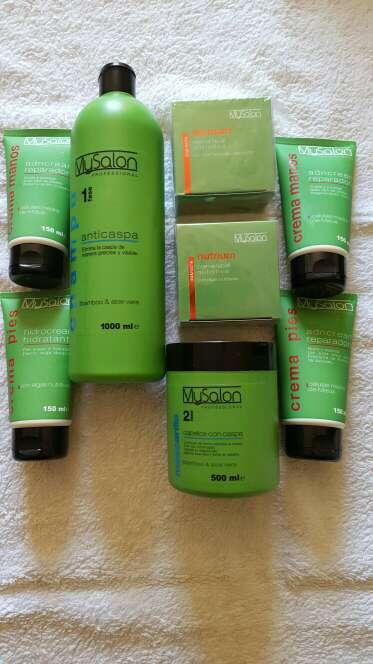 Imagen Productos Profesionales para ALISADO BRASILEÑO  piel y cabello Oferta todos