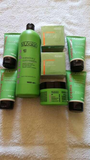 Imagen producto Productos Profesionales para ALISADO BRASILEÑO  piel y cabello Oferta todos  2