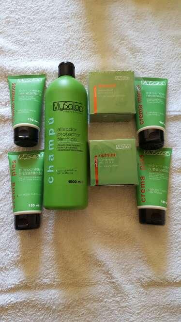 Imagen producto Productos Profesionales para ALISADO BRASILEÑO  piel y cabello Oferta todos  4