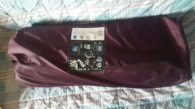 Imagen producto Tienda de acampada nueva y saco de dormir nuevo 4