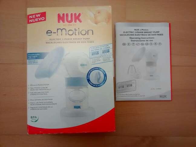 Imagen producto Sacaleches NUK e-Motion eléctrico. 4