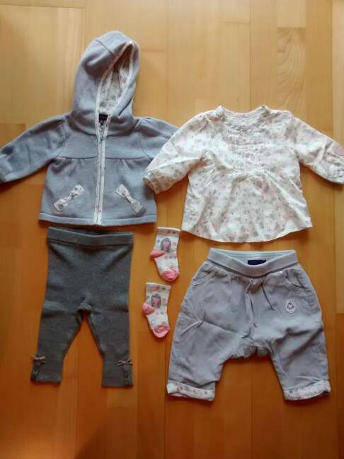 Imagen producto Ropa bebé 3 meses. pack. 1