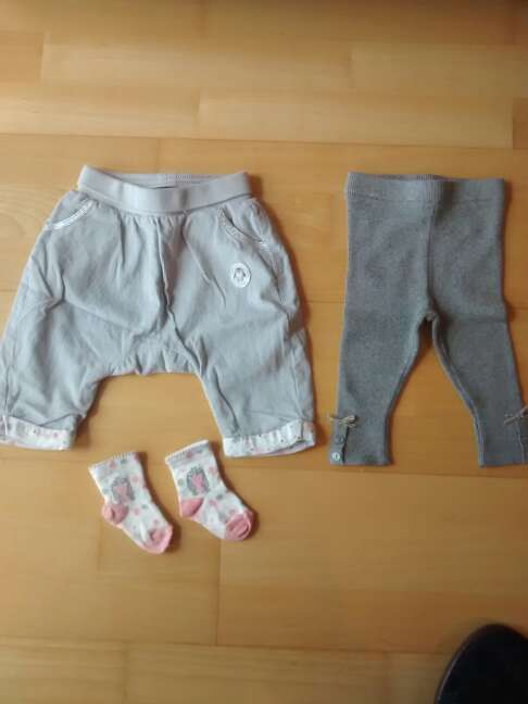 Imagen producto Ropa bebé 3 meses. pack. 2