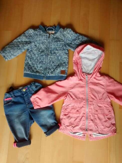 Imagen ropa bebé 9 - 12 meses. pack
