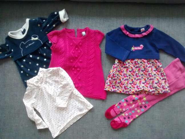Imagen producto Ropa bebe 3 y 3 - 6 meses. pack 1