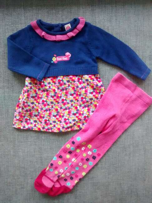 Imagen producto Ropa bebe 3 y 3 - 6 meses. pack 2