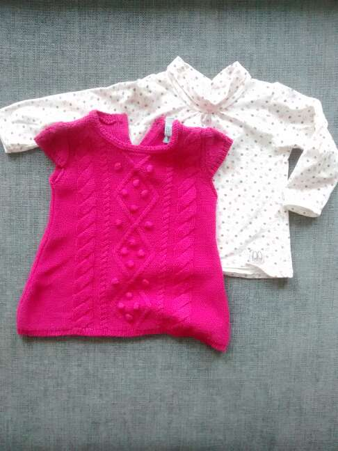 Imagen producto Ropa bebe 3 y 3 - 6 meses. pack 3